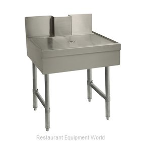 Advance Tabco SLBD-2 Underbar Beer Station