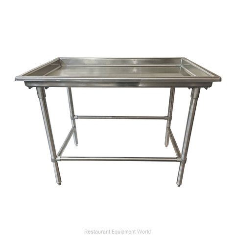 Advance Tabco SR-96 Dishtable Sorting Table (Magnified)