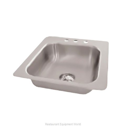 Advance Tabco SS-1-1919-7 Sink, Drop-In