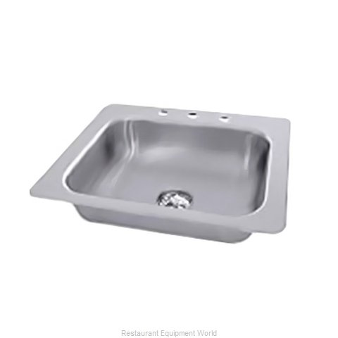 Advance Tabco SS-1-2321-10 Sink Drop-In