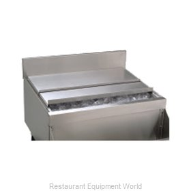 Advance Tabco SSC-24 Underbar Ice Bin Cover