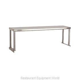 Advance Tabco STOS-6-18 Serving Counter, Overshelf