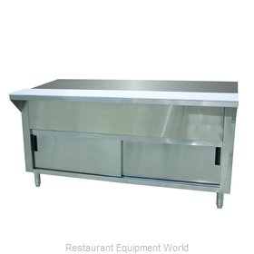 Advance Tabco STU-3-DR Serving Counter, Utility