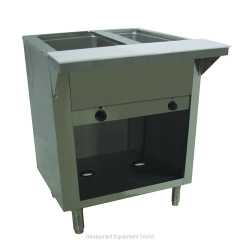 Advance Tabco SW-2E-120-BS Serving Counter, Hot Food, Electric