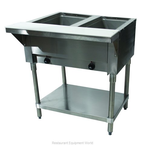 Advance Tabco SW-2E-120 Serving Counter, Hot Food, Electric