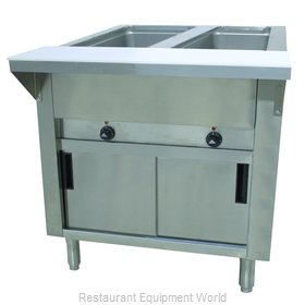 Advance Tabco SW-2E-240-DR Serving Counter, Hot Food, Electric