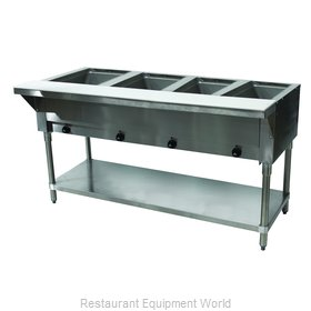 Advance Tabco SW-4E-120-X Serving Counter, Hot Food, Electric