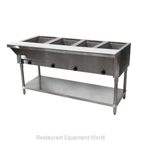 Advance Tabco SW-4E-240-X Serving Counter, Hot Food, Electric
