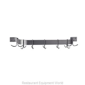 Advance Tabco SW1-48-X Pot Rack, Wall-Mounted