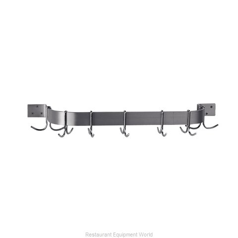 Advance Tabco SW1-84 Pot Rack, Wall-Mounted