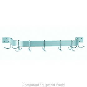 Advance Tabco SW1-96-EC-X Pot Rack, Wall-Mounted