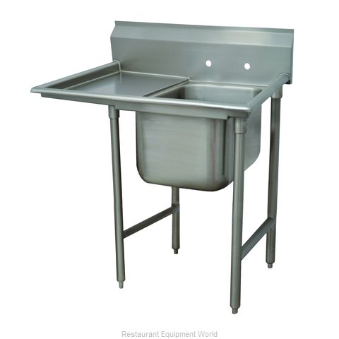 Advance Tabco T9-1-24-18L-X Sink, (1) One Compartment