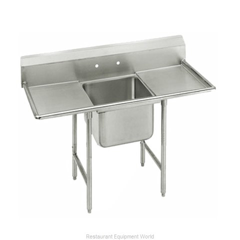 Advance Tabco T9-1-24-18RL-X Sink 1 One Compartment