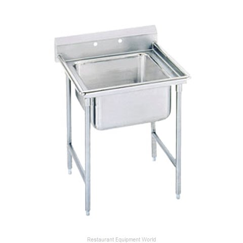 Advance Tabco T9-1-24-X Sink, (1) One Compartment