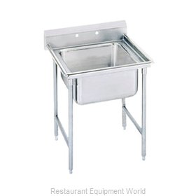 Advance Tabco T9-1-24-X Sink 1 One Compartment