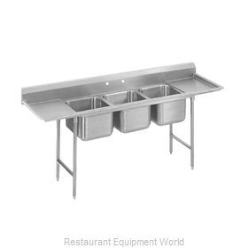 Advance Tabco T9-22-40-18RL-X Dish And Pot Sink