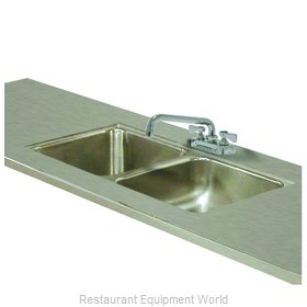 Advance Tabco TA-11D-2 Sink Bowl, Weld-In / Undermount