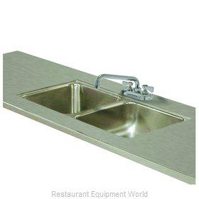 Advance Tabco TA-11J-2 Sink Bowl, Weld-In / Undermount