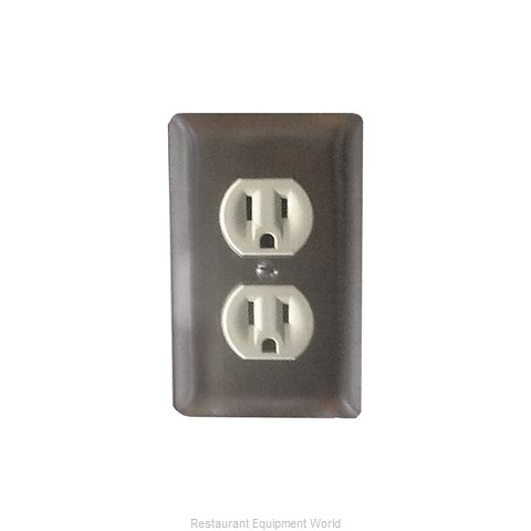 Advance Tabco TA-62 Receptacle Outlet, Electrical