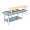 Repisa para Platos <br><span class=fgrey12>(Advance Tabco TA-962 Plate Shelf)</span>