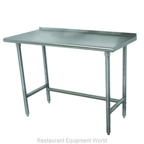 Advance Tabco TFLAG-240-X Work Table,  30