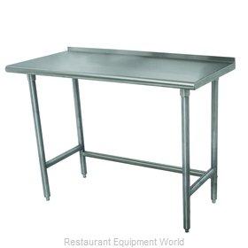 Advance Tabco TFLAG-365-X Work Table,  54