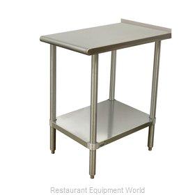 Advance Tabco TFMSU-150 Work Table,  12