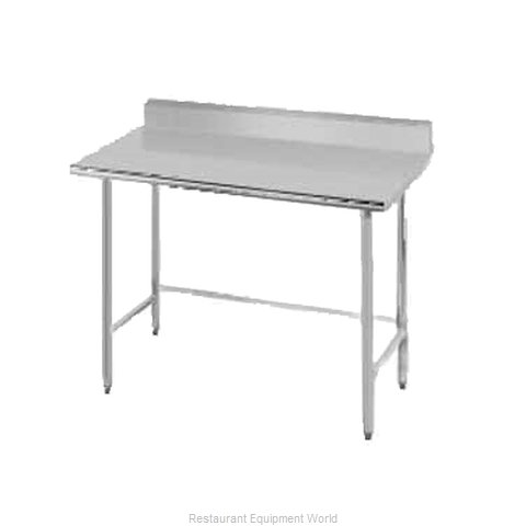 Advance Tabco TKMS-3612 Work Table, 133