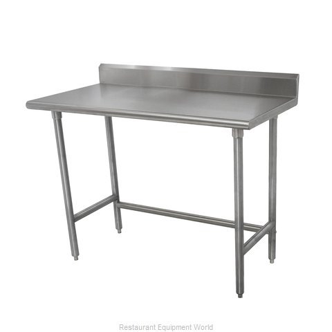 Advance Tabco TKMSLAG-306-X Work Table 72 Long Stainless steel Top