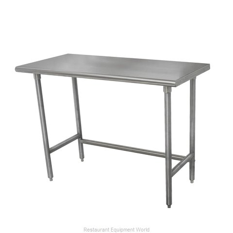 Advance Tabco TMSLAG-244-X Work Table 48 Long Stainless steel Top