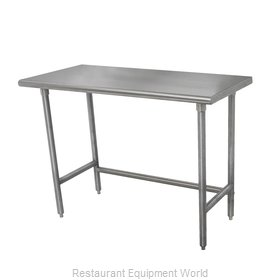 Advance Tabco TMSLAG-303-X Work Table 36 Long Stainless steel Top