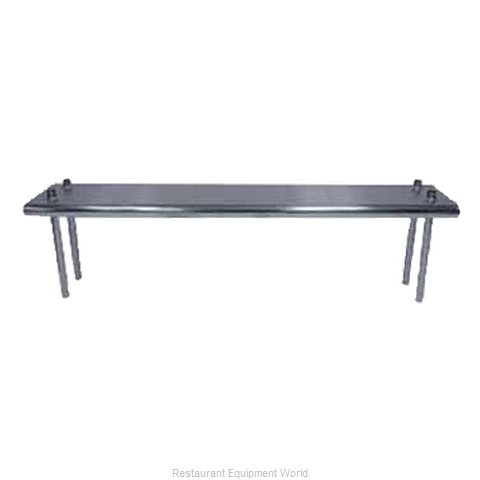 Advance Tabco TS-12-36 Overshelf, Table-Mounted