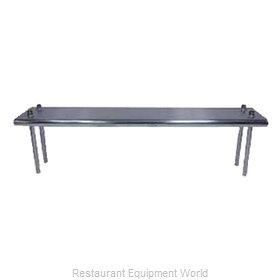 Advance Tabco TS-12-84 Overshelf, Table-Mounted
