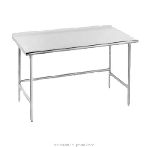 Advance Tabco TSFG-248 Work Table 96 Long Stainless steel Top