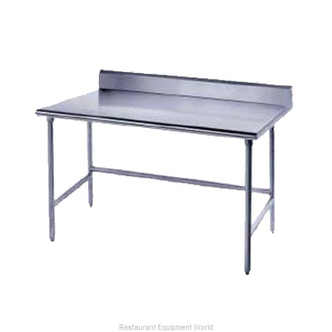 Advance Tabco TSKG-3012 Work Table 144 Long Stainless steel Top