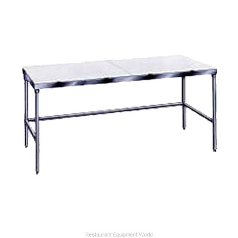 Advance Tabco TSPT-306 Work Table Poly Top