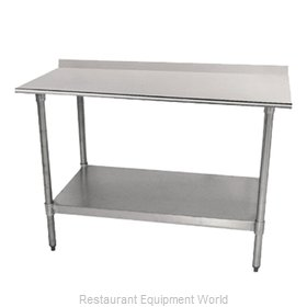 Advance Tabco TTF-305-X Work Table,  54