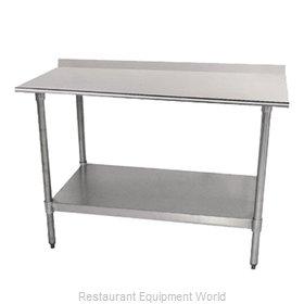 Advance Tabco TTF-307-X Work Table,  73