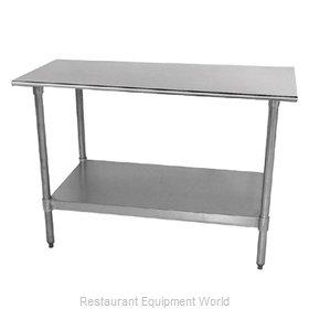 Advance Tabco TTS-308-X Work Table,  85