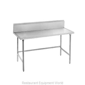 Advance Tabco TVKG-369 Work Table,  97