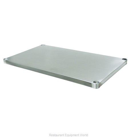 Advance Tabco UG-24-72 Work Table, Undershelf
