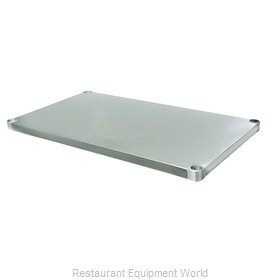 Advance Tabco US-24-48-X Undershelf for Work/Prep Table