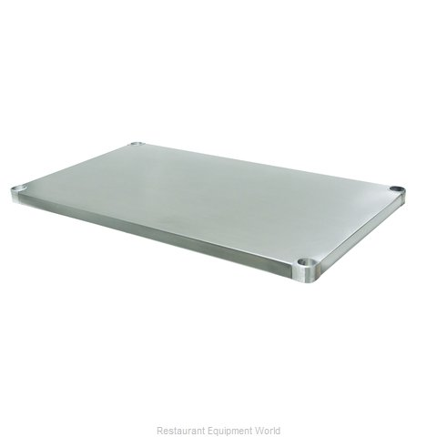 Advance Tabco US-24-72-X Undershelf for Work/Prep Table