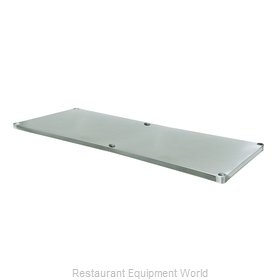 Advance Tabco US-24-96-X Undershelf for Work/Prep Table