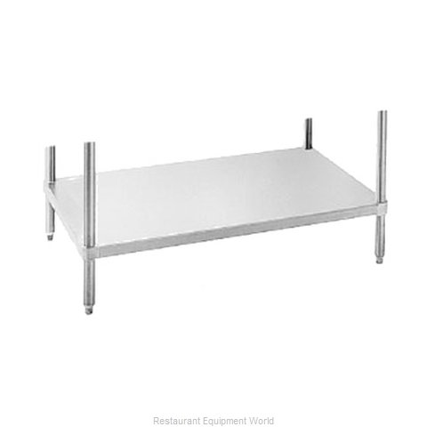 Advance Tabco US-30-24-X Undershelf for Work/Prep Table
