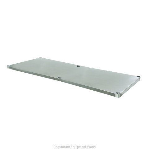 Advance Tabco US-30-96-X Undershelf for Work/Prep Table