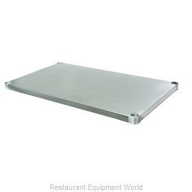 Advance Tabco US-36-36 Work Table, Undershelf