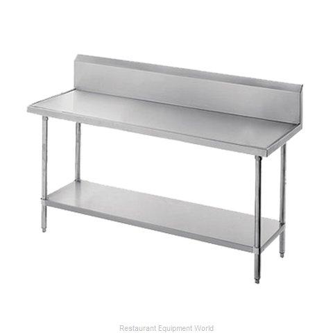 Advance Tabco VKS-368 Work Table,  85