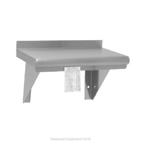 Advance Tabco WS-12-48CM-X Overshelf, Wall-Mounted