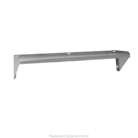 Advance Tabco WS-KD-36-X Shelving, Wall-Mounted (Magnified)
